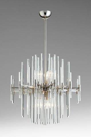 Cyan Designs - Quebec Six Light Pendant - 07625