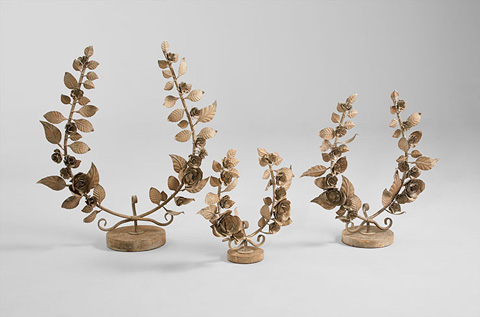 Cyan Designs - Small Viola Sculpture - 07679