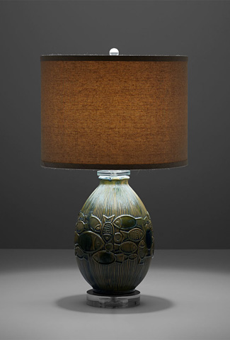 Cyan Designs - Piscine Table Lamp - 07737