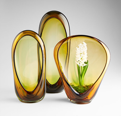 Cyan Designs - Small Mandisa Vase - 07803