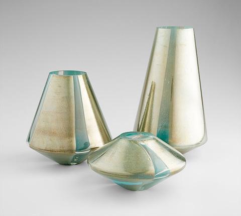 Cyan Designs - Small Stargate Vase - 07834