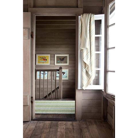 Dash & Albert Rug Company - Caravan Stripe Cotton Woven 8x10 Rug - RDA062-810