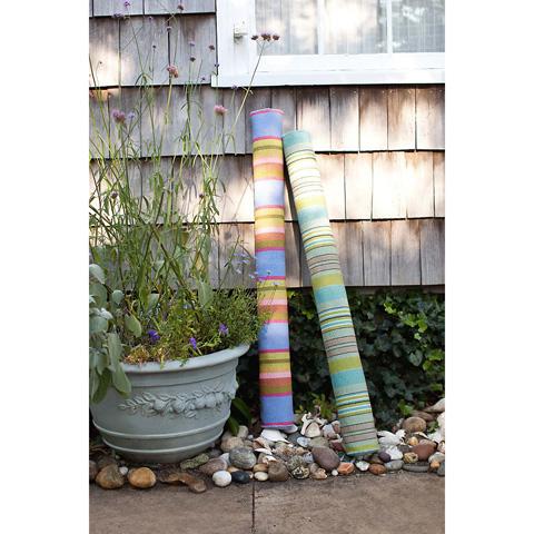 Dash & Albert Rug Company - Aquinnah Woven Cotton Rug - RDA060-912