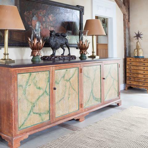 Dash & Albert Rug Company - McGregor Oak Indoor/Outdoor Rug - RDB325-58