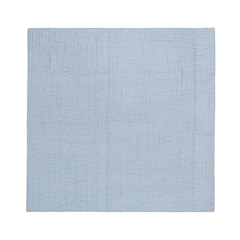 Designers Guild - Chenevard Sky and Chalk Large Quilt - BSPR002/09