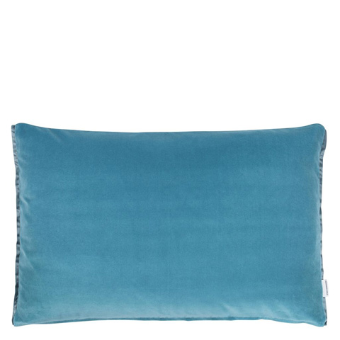 Designers Guild - Cassia Kingfisher Throw Pillow - CCDG0445