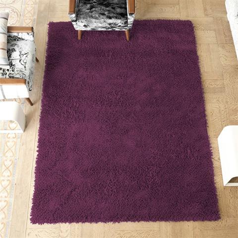 Designers Guild - Shoreditch Damson Standard Rug - RUGDG0185