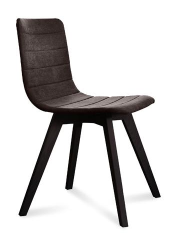 Domitalia - Flexa Side Chair - FLEXA.S.0KS.LAS.8IW