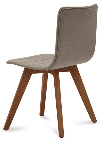 Domitalia - Flexa Side Chair - FLEXA.S.0KS.NCA.8IV