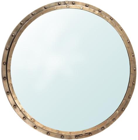 Dovetail Furniture - Jan Mirror - AC161