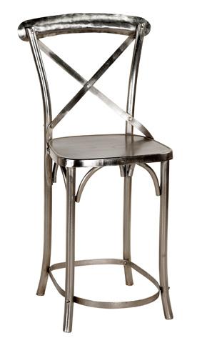 Dovetail Furniture - Iron Counter Chair - AJ035