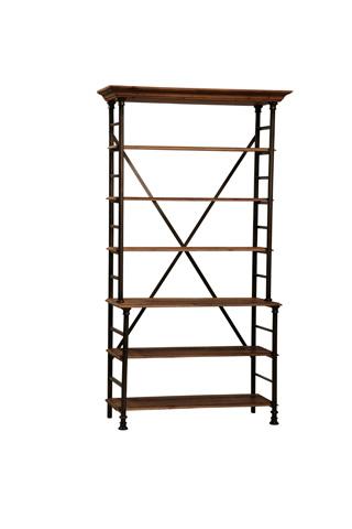 Dovetail Furniture - Portebello Baker Rack - DOV038