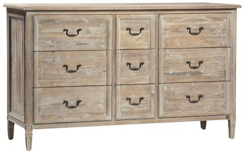 Dovetail Furniture - Cyril Dresser - DOV2564