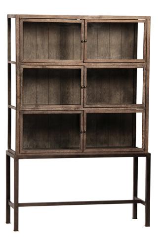 Dovetail Furniture - Byanston Cabinet - DOV3354