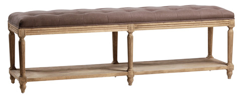 Dovetail Furniture - Alma Bench - DOV391