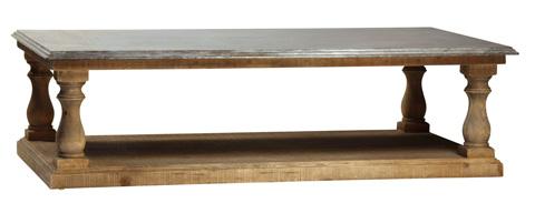 Dovetail Furniture - Palermo Coffee Table - DOV5024
