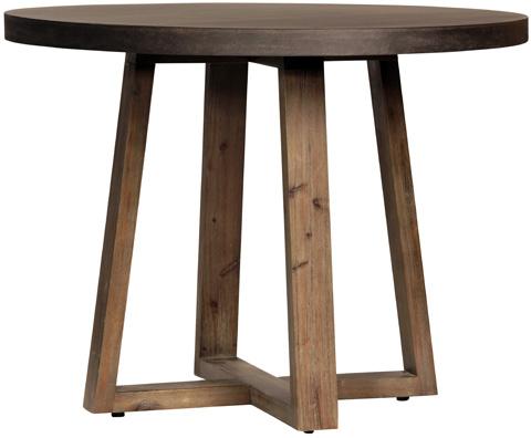 Dovetail Furniture - Padel Round Table - DOV8714