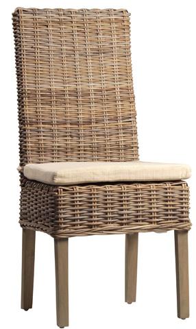Dovetail Furniture - Kubu Dining Chair - PLA3016