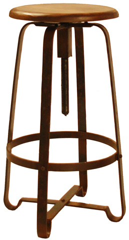 Dovetail Furniture - Luton Barstool - SHR30