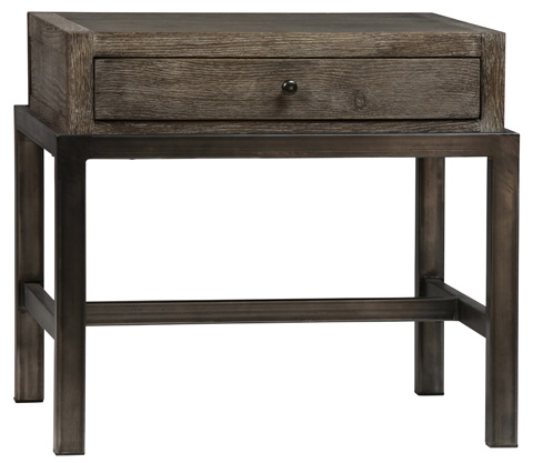 Dovetail Furniture - Branston End Table - DOV3222