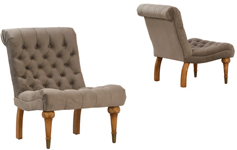 Dovetail Furniture - Cassis Dining Chair - DOV857