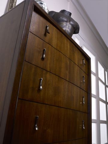 Drexel Heritage - Sculpted Six Drawer Chest - 200-241
