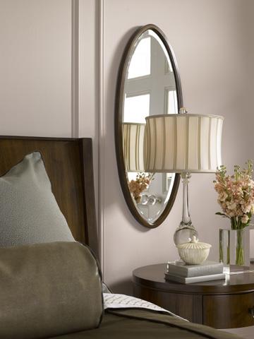 Drexel Heritage - Sensory Oval Mirror - 200-401