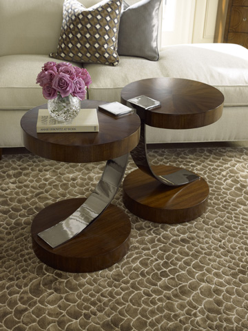 Drexel Heritage - Inversion Chairside Table - 200-841