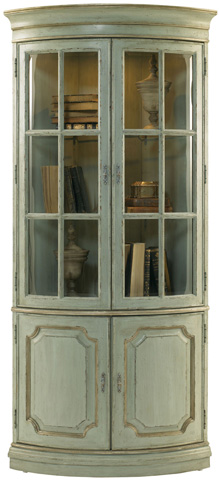 Drexel Heritage - Cabinet For Art Objects - 311-971