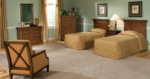 Drexel Heritage - Five Drawer Dresser - 340-200