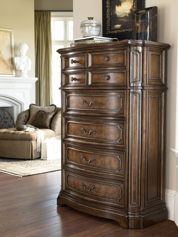 Drexel Heritage - Romano Drawer Chest - 875-240