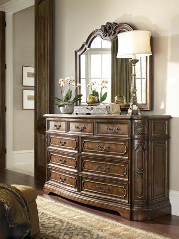 Drexel Heritage - Gallo Beveled Mirror - 875-400
