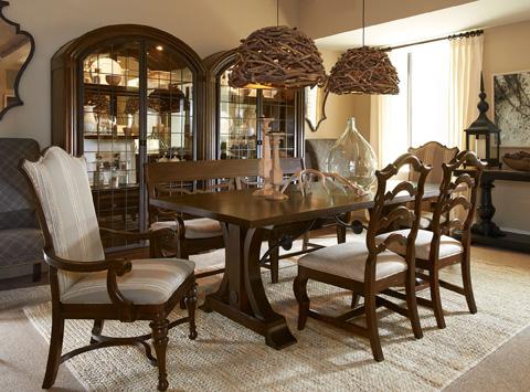 Drexel Heritage - Adventurers Side Chair - 910-721