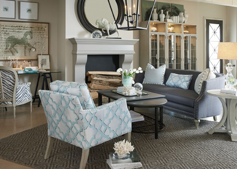Drexel Heritage - Teofilo Chair - D20121-CH