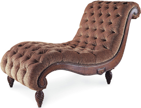 Drexel Heritage - Diva Chaise Lounge - H1355-CL