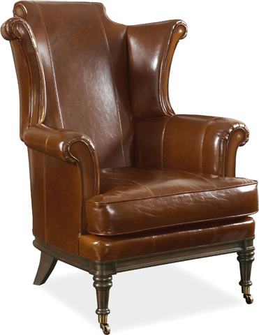 Drexel Heritage - Stansfield Leather Chair - L1847-CH