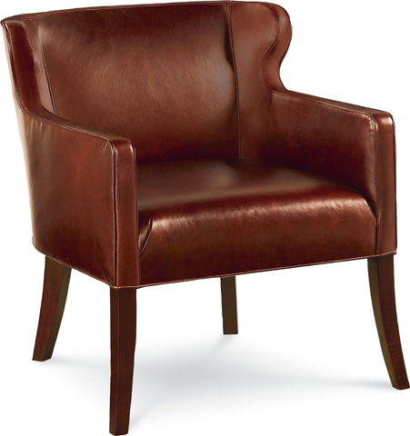 Drexel Heritage - Keeley Leather Chair - L957-CH