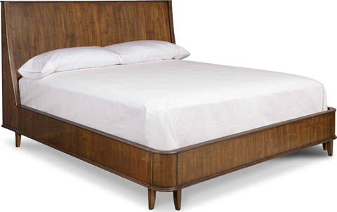 Drexel Heritage - King Bed of Tranquility - 200-351