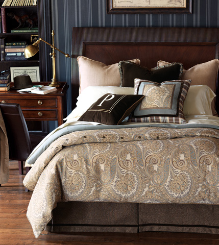 Eastern Accents - Powell Bedset - BDQ-295