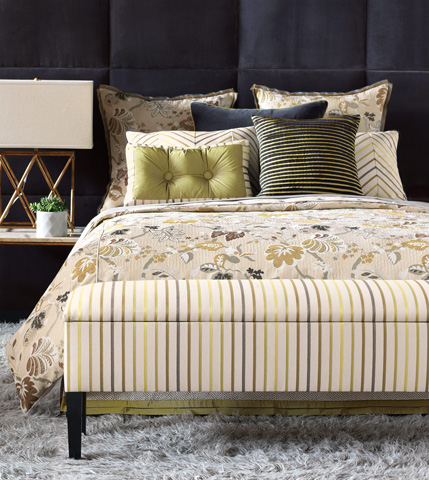 Eastern Accents - Caldwell Bedset - BDQ-314