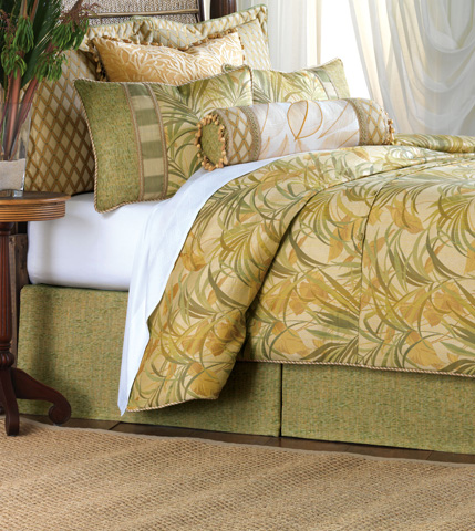 Eastern Accents - Collier Sunshine Bolster - BOL-173