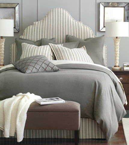 Eastern Accents - Breeze Slate Decorative Pillow - DPA-261