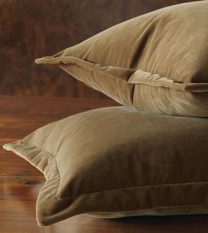 Eastern Accents - Jackson Mocha Decorative Pillow - DPB-283
