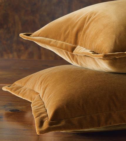 Eastern Accents - Jackson Rust Decorative Pillow - DPB-286