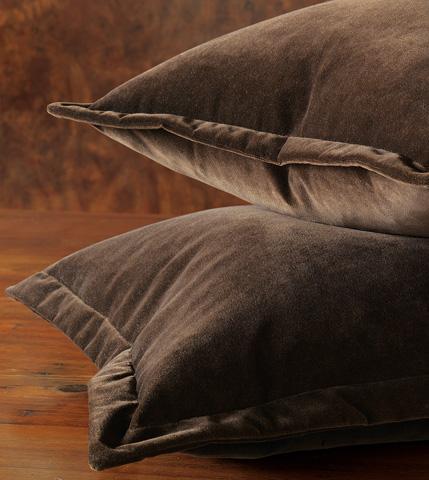Eastern Accents - Jackson Brown Decorative Pillow - DPB-288