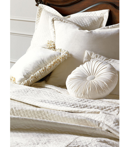 Eastern Accents - Reuss Ivory Throw Pillow - LCR-151-02