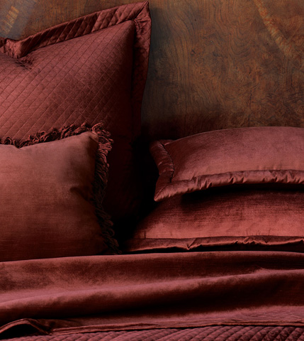 Eastern Accents - Lucerne Spice Throw Pillow - LCR-155-01