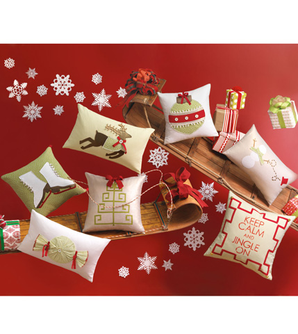 Eastern Accents - Hark Jacobs Pillow - ATE-609