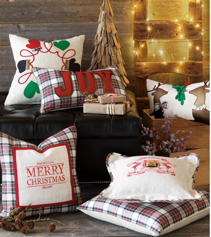 Eastern Accents - The Official Merry Christmas Pillow - ATE-634