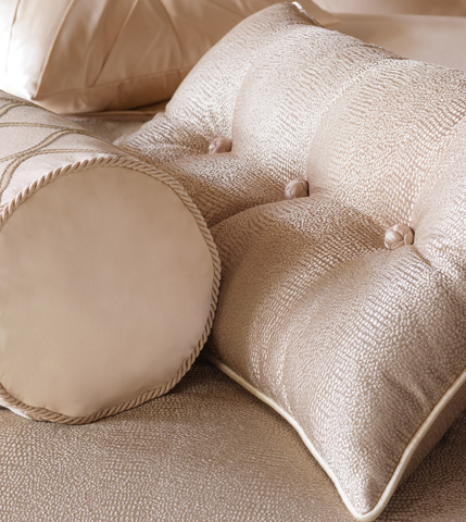 Eastern Accents - Dunaway Fawn Tufted Pillow - BAD-12